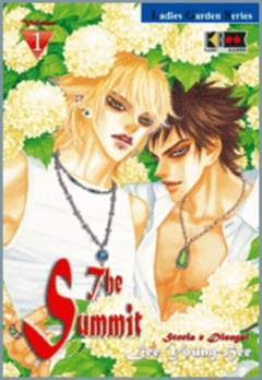 Copertina SUMMIT n.1 - THE SUMMIT, FLASHBOOK