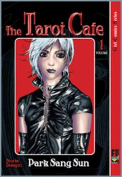 Copertina TAROT CAFE' n.1 - TAROT CAFE', FLASHBOOK