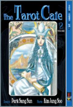 Copertina TAROT CAFE' n.2 - TAROT CAFE'                  2, FLASHBOOK