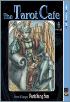 Copertina TAROT CAFE' n.4 - TAROT CAFE'                  4, FLASHBOOK
