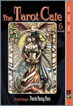 Copertina TAROT CAFE' n.6 - TAROT CAFE', FLASHBOOK