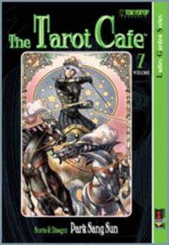 Copertina TAROT CAFE' n.7 - TAROT CAFE', FLASHBOOK