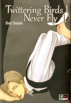 Copertina TWITTERING BIRDS NEVER FLY n.1 - TWITTERING BIRDS NEVER FLY, FLASHBOOK