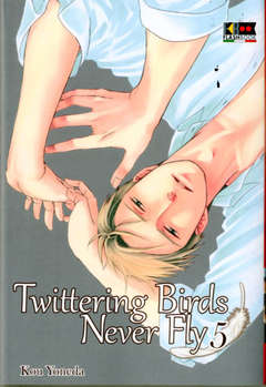 Copertina TWITTERING BIRDS NEVER FLY n.5 - TWITTERING BIRDS NEVER FLY, FLASHBOOK