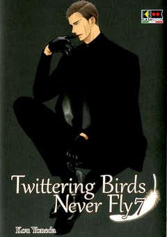 Copertina TWITTERING BIRDS NEVER FLY n.7 - TWITTERING BIRDS NEVER FLY, FLASHBOOK