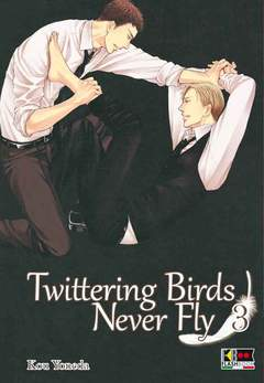 Copertina TWITTERING BIRDS NEVER FLY n.3 - TWITTERING BIRDS NEVER FLY , FLASHBOOK