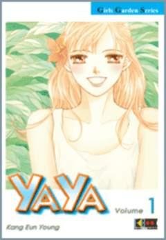Copertina YAYA n.1 - YAYA 1, FLASHBOOK