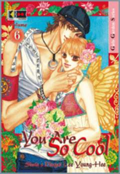 Copertina YOU ARE SO COOL n.6 - YOU ARE SO COOL 6, FLASHBOOK