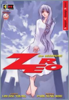 Copertina ZERO (m10) n.2 - ZERO 2, FLASHBOOK