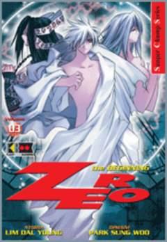 Copertina ZERO (m10) n.3 - ZERO 3, FLASHBOOK