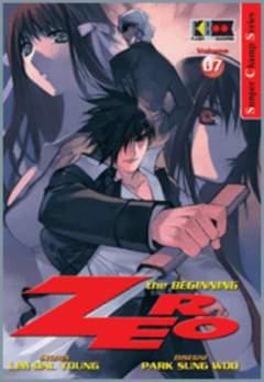 Copertina ZERO (m10) n.7 - ZERO 7, FLASHBOOK