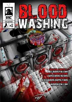 Copertina BLOOD WASHING n. - BLOOD WASHING, FOGLIO LETTERARIO