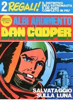 Copertina ALBI ARDIMENTO n.10 - 1970-SALVATAGGIO SULLA LUNA, FRATELLI CRESPI