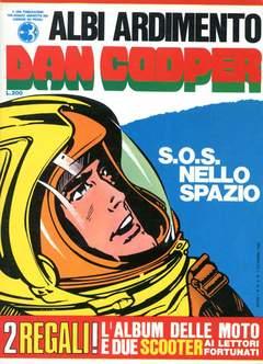 Copertina ALBI ARDIMENTO n.6 - 1969-S.O.S. NELLO SPAZIO, FRATELLI CRESPI