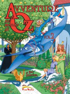 Copertina AVVENTURE NEL MONDO DI OZ n.2 - AVVENTURE NEL MONDO DI OZ, FREE BOOKS