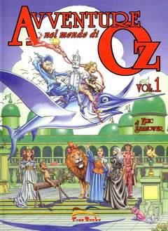 Copertina AVVENTURE NEL MONDO DI OZ PACK n.0 - contiene AVVENTURE NEL MONDO DI OZ 1/2, FREE BOOKS