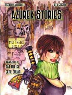 Copertina AZUREK STORIES n.0 - AZUREK STORIES, FREE BOOKS