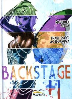 Copertina BACKSTAGE n.0 - BACKSTAGE, FREE BOOKS