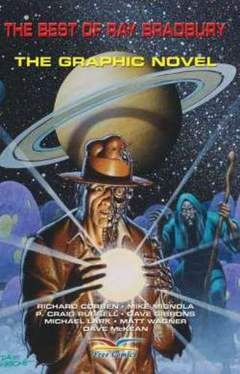Copertina BEST OF RAY BRADBURY, THE [di 2] n.1 - BEST OF RAY BRADBURY GRAPHIC NOVEL, FREE BOOKS
