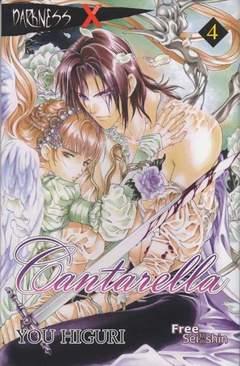 Copertina CANTARELLA n.4 - CANTARELLA                   4, FREE BOOKS