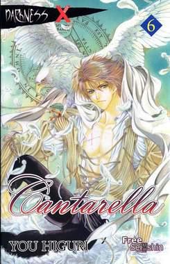 Copertina CANTARELLA n.2 - CANTARELLA sequenza da 6 a 10, FREE BOOKS