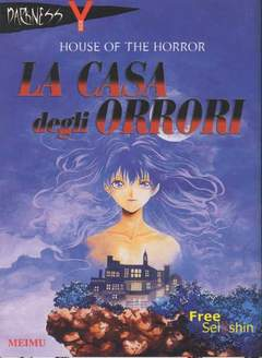 Copertina CASA DEGLI ORRORI n.0 - HOUSE OF THE HORROR (DARKNESS Y SIDE), FREE BOOKS