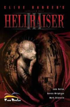Copertina COLLECTED BEST n.3 - CLIVE BARKER'S HELLRAISER, FREE BOOKS