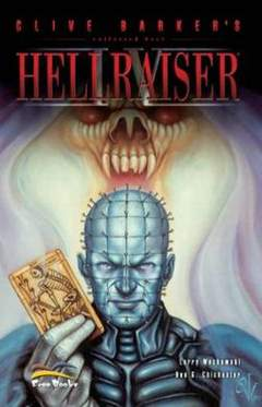 Copertina COLLECTED BEST n.4 - CLIVE BARKER'S HELLRAISER, FREE BOOKS