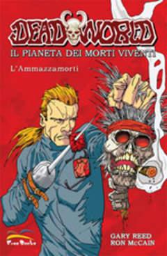 Copertina DEADWORLD DEAD KILLER n. - L'AMMAZZAMORTI, FREE BOOKS