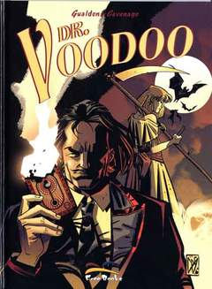 Copertina DOTTOR VOODOO COLLECTION n.0 - DOTTOR VOODOO COLLECTION, FREE BOOKS
