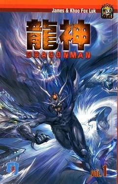 Copertina DRAGONMAN (m19) n.1 - DRAGONMAN, FREE BOOKS