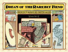 Copertina DREAM OF THE RAREBIT FIEND carton. n.0 - DREAM OF THE RAREBIT FIEND, FREE BOOKS