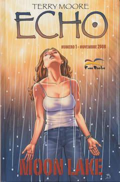 Copertina ECHO n.1 - ECHO, FREE BOOKS