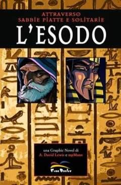 Copertina L'ESODO n. - ATTRAVERSO SABBIE PIATTE E SOLITARIE, FREE BOOKS