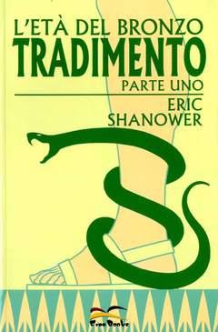 Copertina L'ETA' DEL BRONZO n.3 - TRADIMENTO, FREE BOOKS