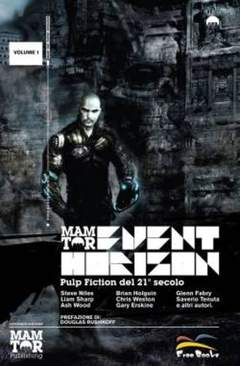 Copertina EVENT HORIZON n.0 - EVENT HORIZON, FREE BOOKS