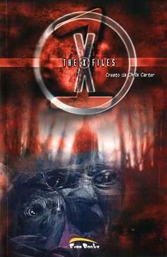 Copertina X-FILES n.1 - X-FILES, FREE BOOKS