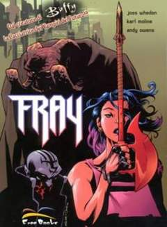 Copertina FRAY n.1 - FRAY VOL. 1, FREE BOOKS