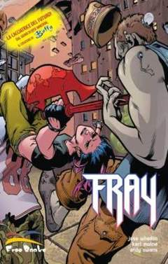 Copertina FRAY n.2 - FRAY VOL.2, FREE BOOKS