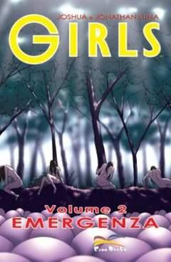 Copertina GIRLS [di 4] n.2 - EMERGENZA, FREE BOOKS