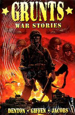 Copertina GRUNTS PACK n.0 - contiene GRUNTS/GRUNTS WAR STORIES, FREE BOOKS