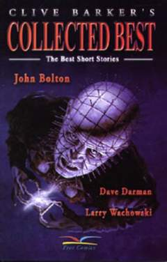 Copertina HELLRAISER PACK n.0 - contiene HELLRAISER: COLLECTED BEST 1/5, FREE BOOKS