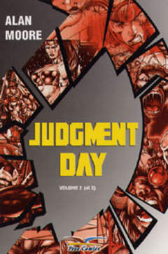 Copertina JUDGMENT DAY [di 2] n.2 - JUDGEMENT DAY 2 (DI 2), FREE BOOKS