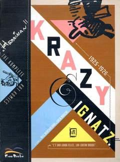 Copertina KRAZY & IGNATZ PACK n.0 - Contiene THE COMPLETE KRAZY KAT KOMICS 1/4, FREE BOOKS
