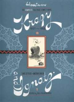Copertina KRAZY & IGNATZ n.2 - THE KOMPLETE KRAZY KAT KOMICS (1927-1928), FREE BOOKS