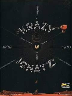 Copertina KRAZY & IGNATZ n.3 - THE KOMPLETE KRAZY KAT KOMICS (1929-1930), FREE BOOKS