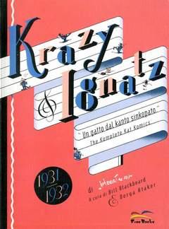 Copertina KRAZY & IGNATZ n.4 - THE KOMPLETE KRAZY KAT KOMICS (1931-1932), FREE BOOKS