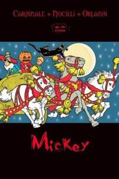 Copertina MICKEY n. - BRAND NEW! PAPERBACK 1, FREE BOOKS