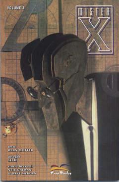 Copertina MISTER X [di 4] n.3 - (DI 4), FREE BOOKS
