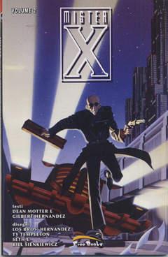 Copertina MISTER X [di 4] n.2 - MISTER X                     2, FREE BOOKS